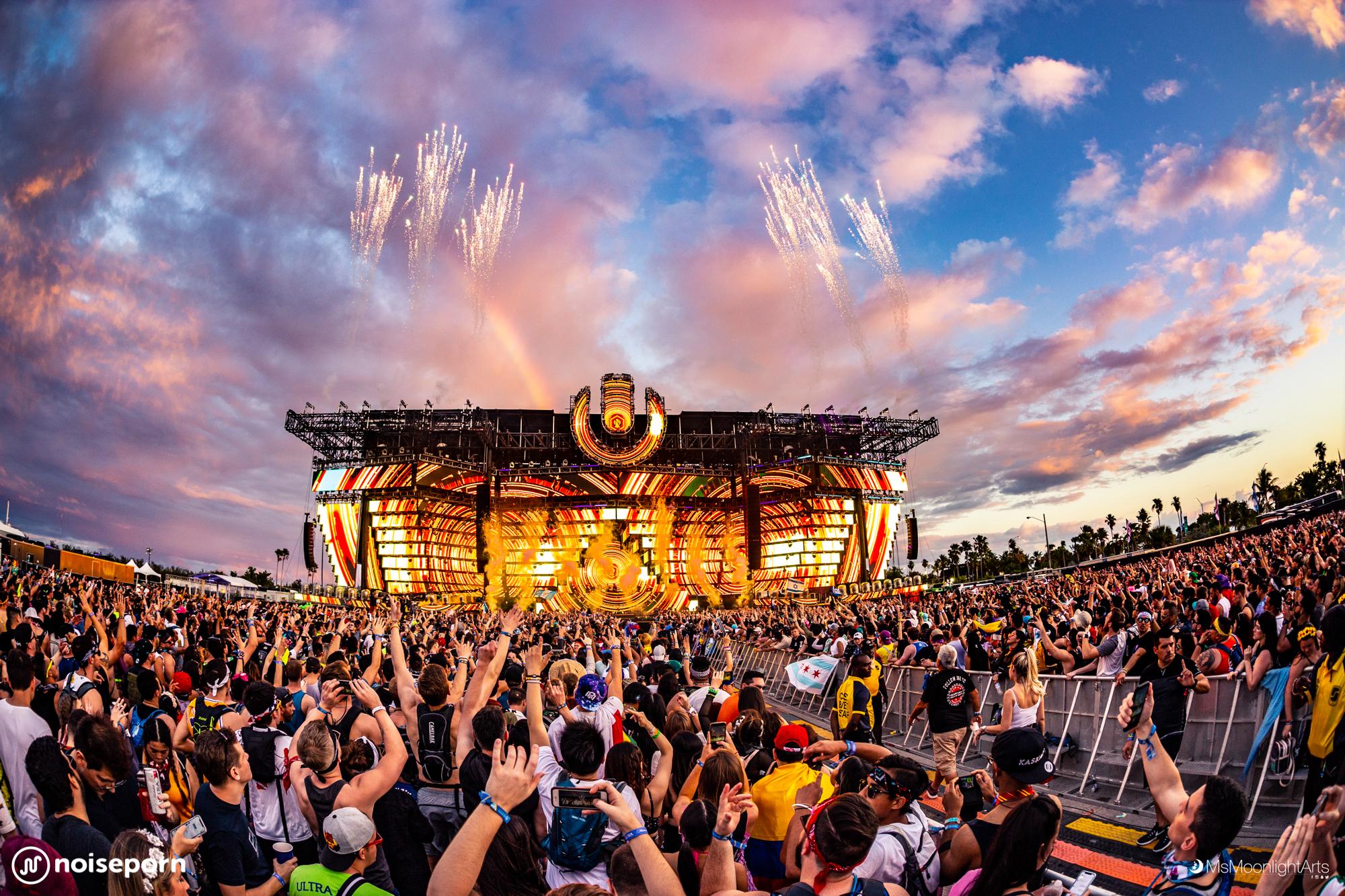Ultra Music Festival 2019 Photos