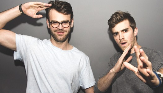 NP Unzipped: The Chainsmokers