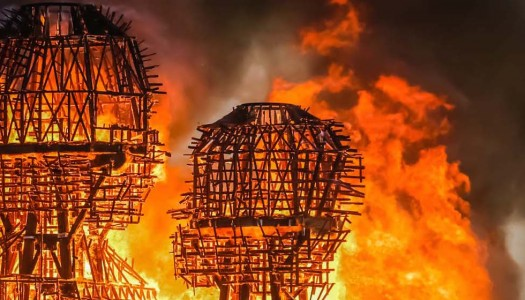 Burning Man Is Killing the Environment