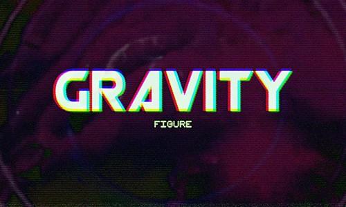 "FIGURE – ""Gravity"" LP"