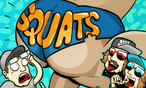 "Oh Snap! & Bombs Away – ""Squats"""