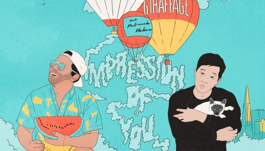 "Giraffage & Viceroy – ""Impression Of You"" (feat. Patrick Baker)"