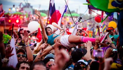 TomorrowWorld Releases Set Times
