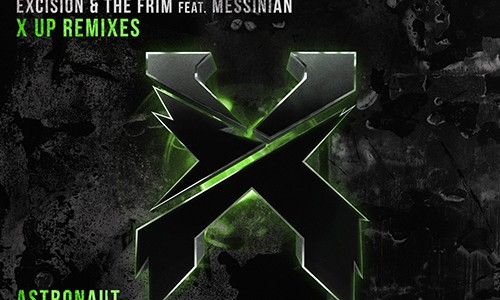 "Excision & The Frim – ""X Up"" (Remixes)"