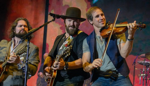 Zac Brown Band Is Embracing EDM in New Records