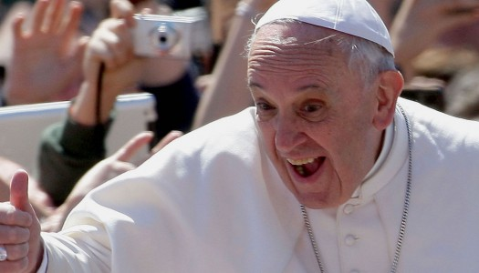 Pope Francis Is Releasing a Pop-Rock Album