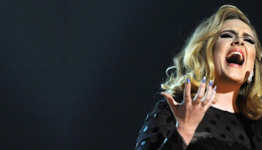 Adele Teases Possible New Song During X Factor Commercial Break