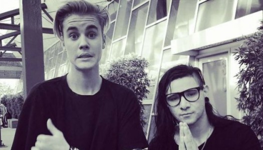 "Justin Bieber Drops Collaboration with Skrillex, ""Sorry"""