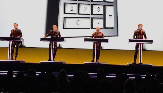 Tuesday Night Radioactivity with Kraftwerk