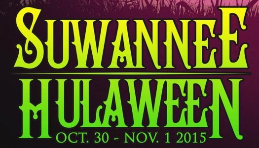 Suwannee Hulaween Releases Schedule and Announces Silent Disco