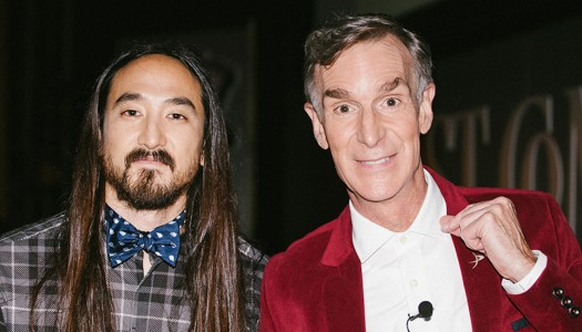 Bill Nye Collaborating With Steve Aoki On His New Album