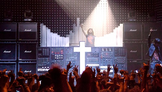 Justice Announce New Year's Eve Show with Gesaffelstein
