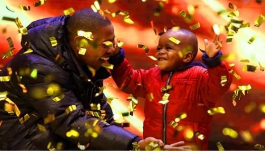 Three-Year-Old DJ Wins 'South Africa's Got Talent'