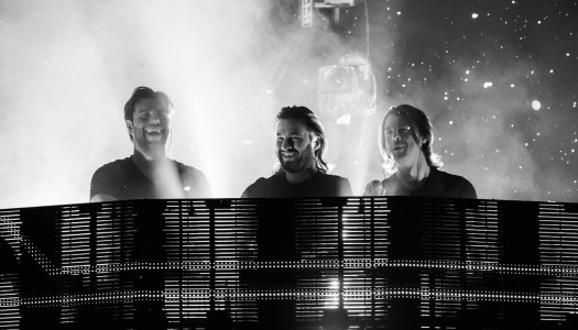 Columbia Records Signs Swedish House Mafia