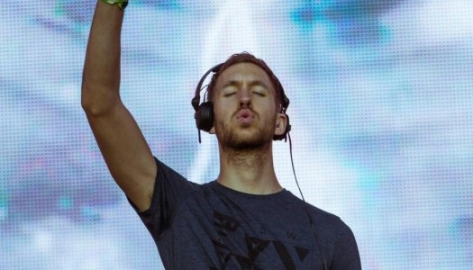 Calvin Harris Wins Best EDM Artist At 2015 AMAs