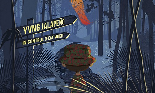 "Yvng Jalapeño – ""In Control"" EP"