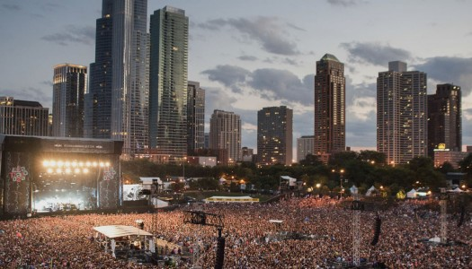 Lollapalooza Expanding to Four Days for 25th Anniversary
