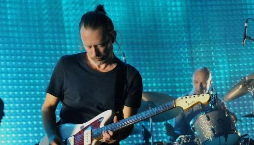 Radiohead Confirm 2016 International Tour