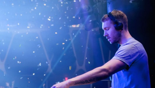Calvin Harris Announces Over 10 New Tracks For 2017