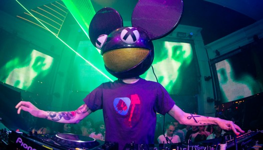 "deadmau5 Uploads New Track and Hints at ""mau5hax"" Tour"