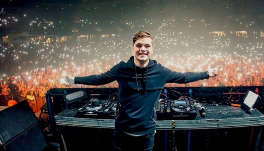 Martin Garrix Confirms Debut Album to be Released in 2016
