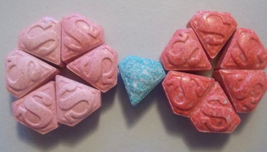 Man Arrested For Selling Superman Ecstasy Pills Behind Numerous Deaths