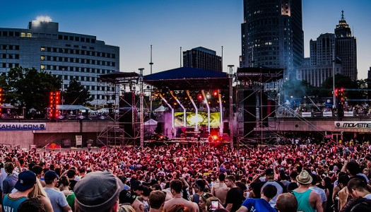 Movement 2017 Announces Schedule and Stages
