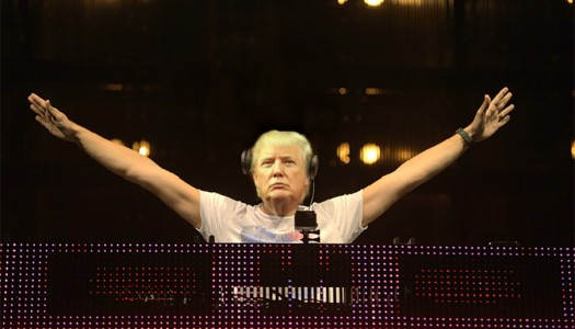 Trump vs. EDM: Dance Music Gets Political