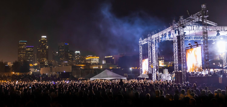 los angeles music festivals