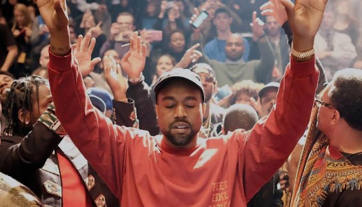 Kanye Sets New World Record With The Life of Pablo