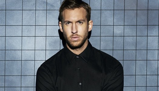 Calvin Harris Backs His Car into a Wall [VIDEO]