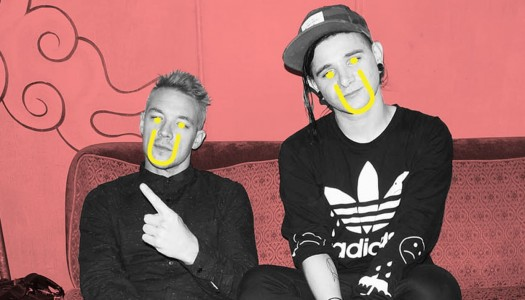 Skrillex & Diplo's Debut 'Jack Ü' Album Certified Gold