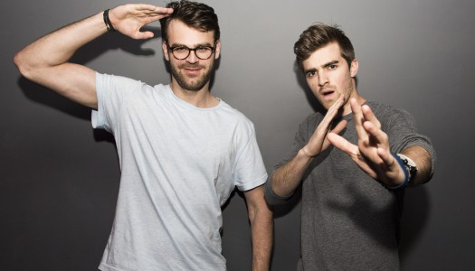 """The Chainsmokers Perform """"Don't Let Me Down"""" on 'Good Morning America'"""