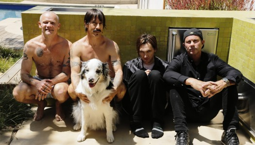 Red Hot Chili Peppers Drop New Album, 'The Getaway'