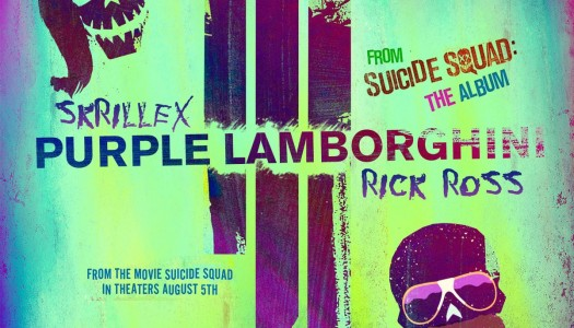 "Skrillex & Rick Ross Finally Drop Suicide Squad Single ""Purple Lamborghini"""