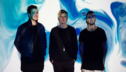"RÜFÜS DU SOL Debut Music Video for ""Be With You"""