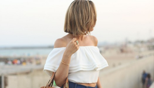 Summer Festival Fashion: Off-The-Shoulder Tops