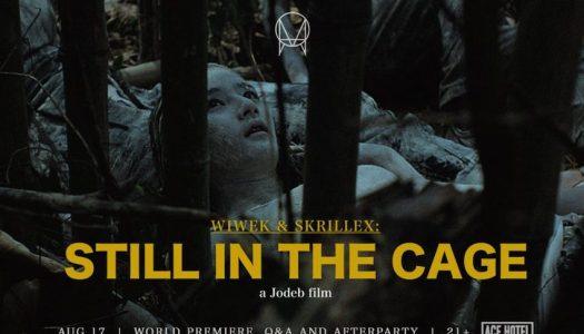 Skrillex & Wiwek's Trailer for Debut Short Film 'Still In The Cage'