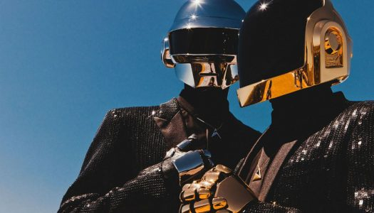 Daft Punk and The Weeknd are Collaborating