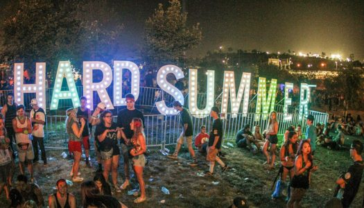 Live Nation Sued for HARD Summer 2014 Death