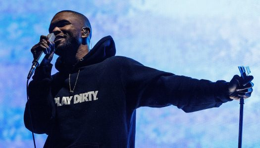 Frank Ocean Releases Visual Album, Sophomore Album, and Magazine