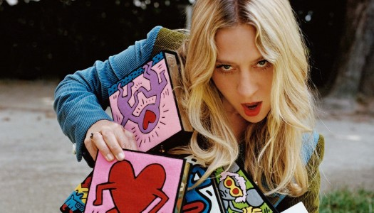 '80s in Full Swing: Olympia Le-Tan Debuts Keith Haring Collection
