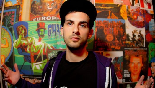 "Borgore Drops ""Blasphemy"" On Buygore Records"