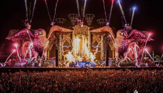EDC Orlando Drops Quirky, Vintage Official Trailer