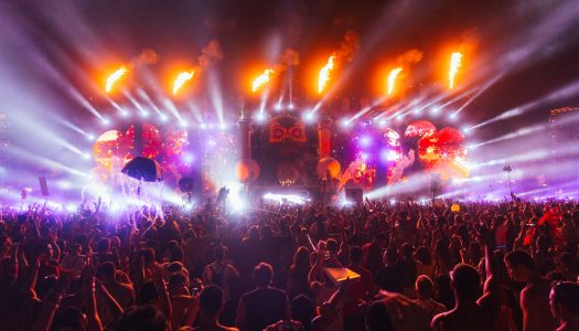 428 Arrests, 5 Hospitalizations at Nocturnal Wonderland