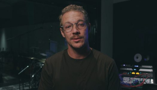 Diplo Talks Student Debt on Clarify