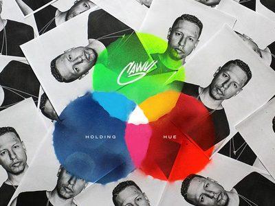 GAWVI – 'Holding Hue' EP