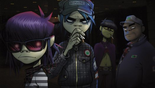 Gorillaz Demon Dayz Festival Coming to Chicago