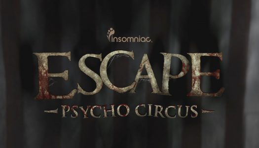 Escape: Psycho Circus Releases Terrifying Trailer