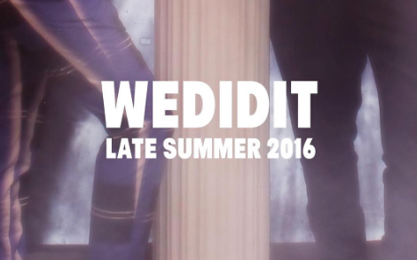 New WEDIDIT Merch Drops at Opening Ceremony [LOOKBOOK]